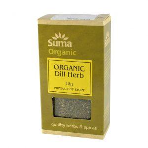 Suma organic dill herb 20 gr