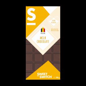 Sweet Switch milk chocolate
