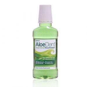 Aloedent munnvann u/fluor 250 ml
