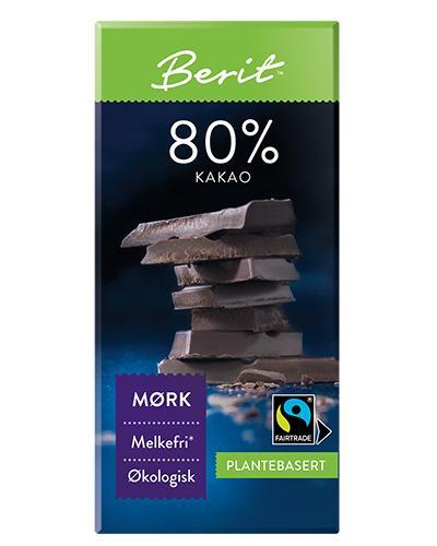 Berit Nordstrand 80% mork