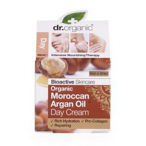 Dr. organic moroccan argan oil day cream 50 ml
