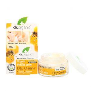 Dr. organic royal jelly day cream 50 ml