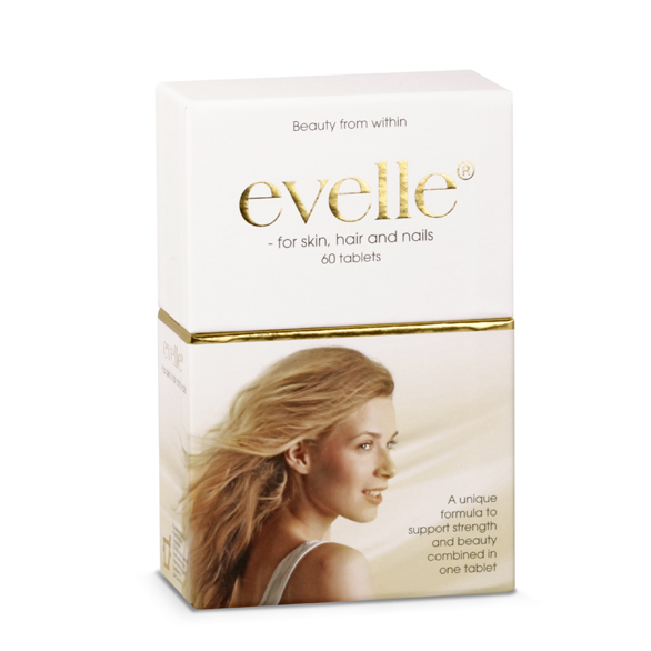 Evelle for skin, hair and nails 60 tab