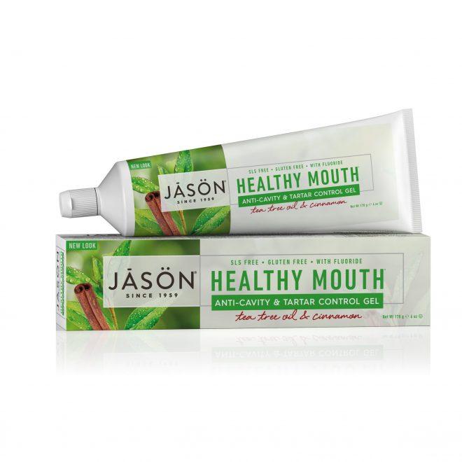 Jason healthy mouth tannkrem