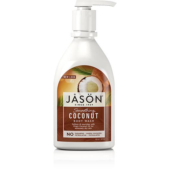 Jason coconut body wash 887 ml