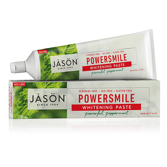 Jason powersmile whitening tannkrrem u/fluor 170g