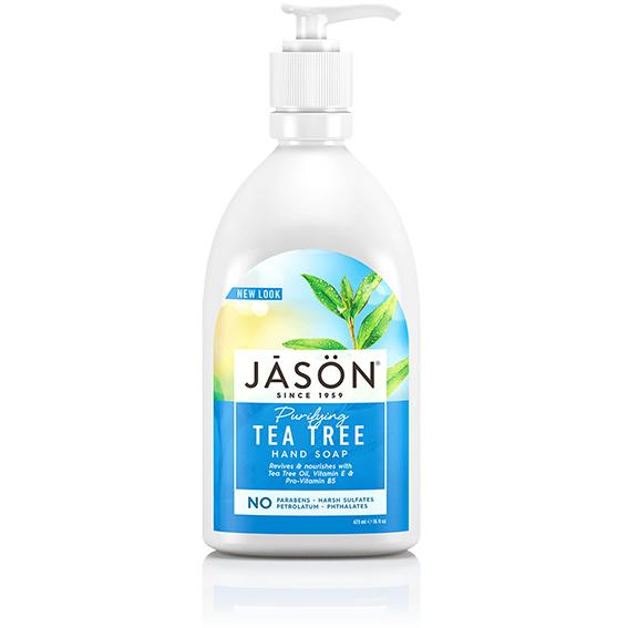 Jason tea tree såpe 473 ml