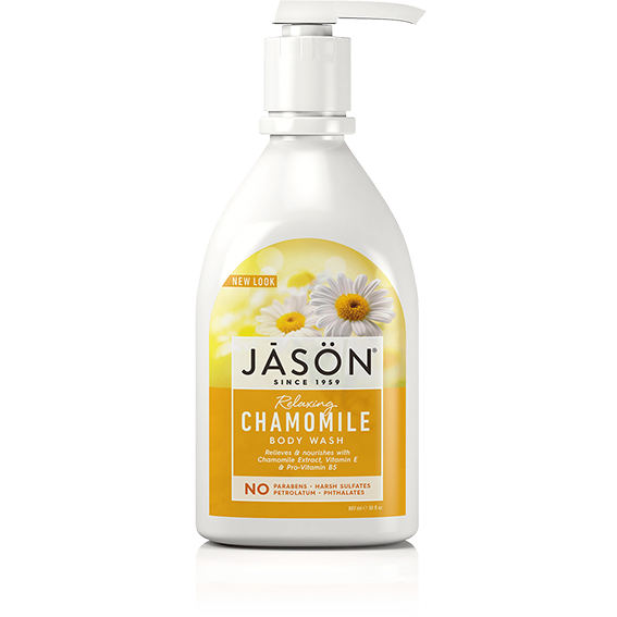 Jason chamomile body wash 900 ml