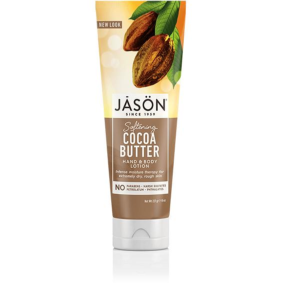 Jason kokosnøtt beroligendehånd & bodylotion 227g