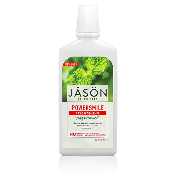 Jason powersmile mouthwash 473 ml