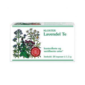 Kloster lavendel te