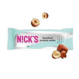 Nick's hazelnut protein wafer 40 g