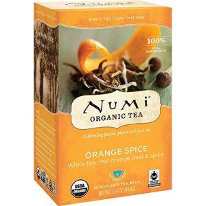 Numi orange spice