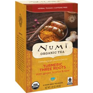 Numi tumeric three roots