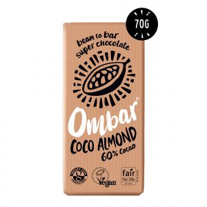 Ombar coco almond 70 g