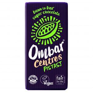 Ombar pistachio centres