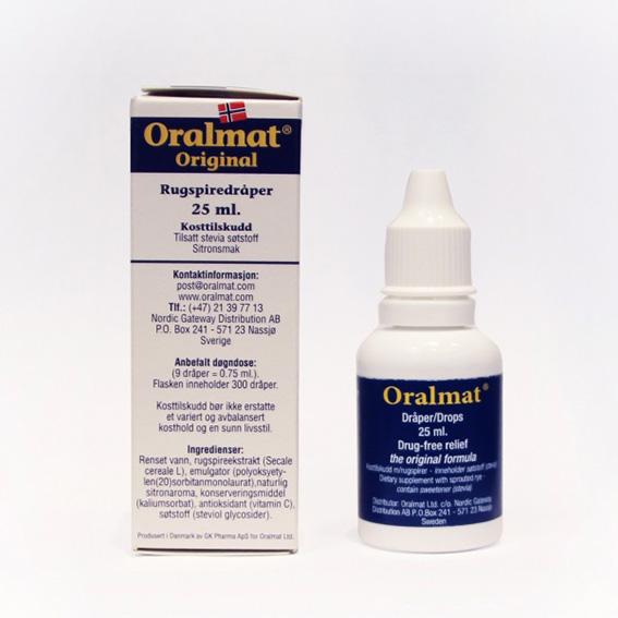 Oralmat 25 ml