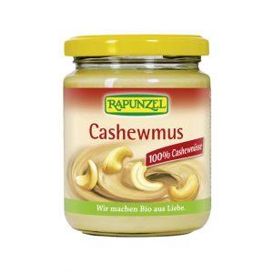 Rapunzel cashewnøttsmør 250 gr