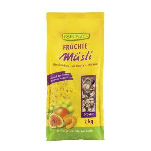Rapunzel frukt musli 2 kg