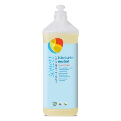 Sonett nøytral håndsåpe refill 1 liter