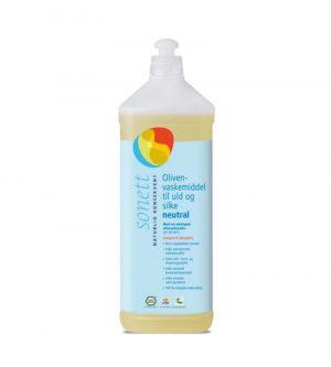 Sonett vaskemiddel oliven, for ull og silke nøytral 1 liter