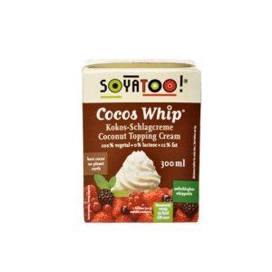 Soyatoo kokos kremfløte 300 ml