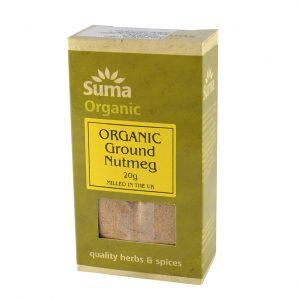 Suma organic ground nutmeg 20 gr