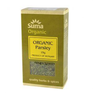 Suma organic parsley 15 gr