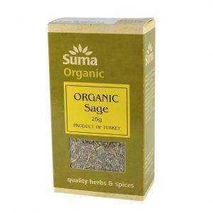 Suma organic sage 25 gr