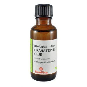 Sunvita granateple olje 30 ml
