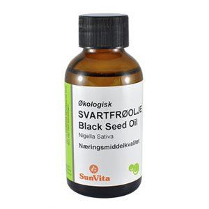 Sunvita black seed oil 250 ml