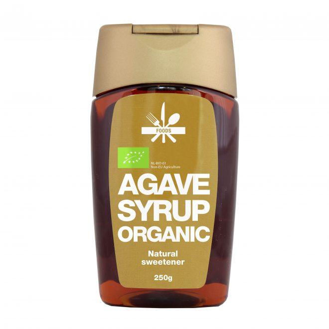 Superfruit agave sirup