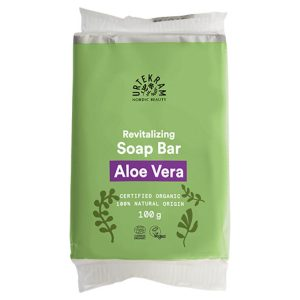 Urtekram aloe vera soap bar