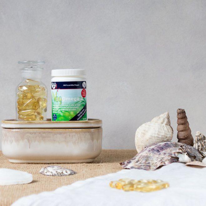 Biosym veg omega-3 60 kaps