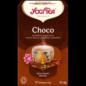 Yogi Tea choco te 17 poser