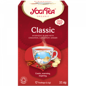 Yogi Tea classic 17 poser
