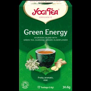 Yogi Tea green energy 17 poser