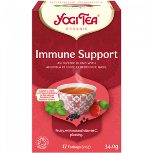 Yogi Tea immune support 17 poser