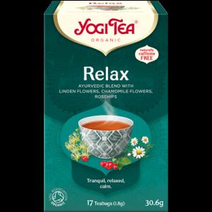 Yogi Tea relax 17 poser