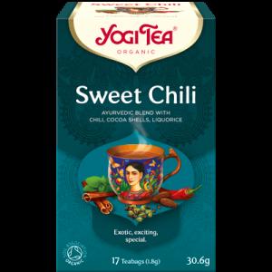 Yogi Tea sweet chili 17 poser