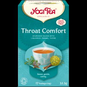 Yogi Tea throat comfort 17 poser