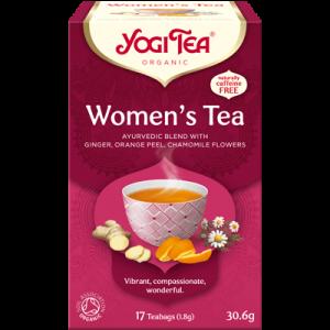 Yogi Tea womens tea 17 poser