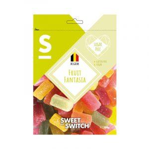 Sweet Switch fruit fantasia 100 g