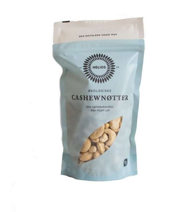 Helios cashewnøtter