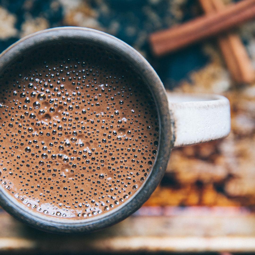 Verdens beste hjemmelagde kakao