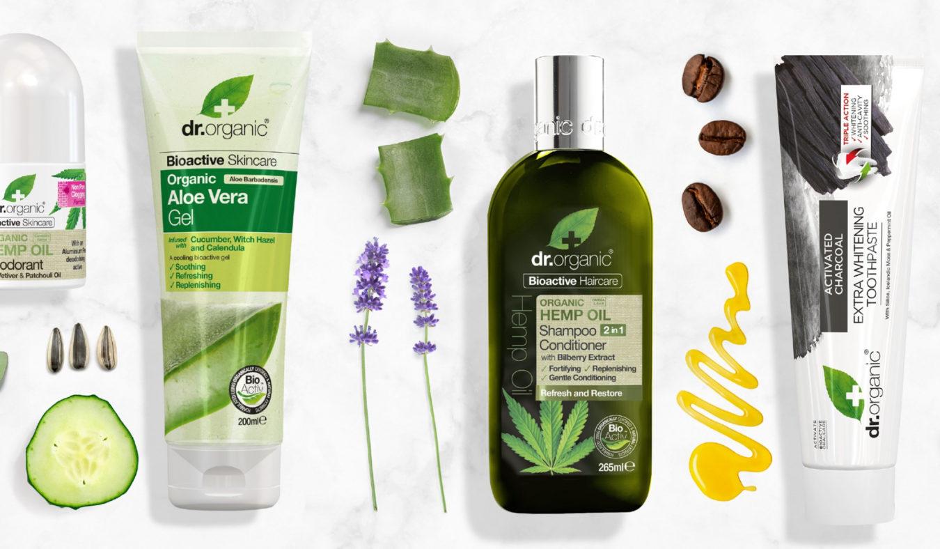 Naturlig hudpleie fra Dr. Organic