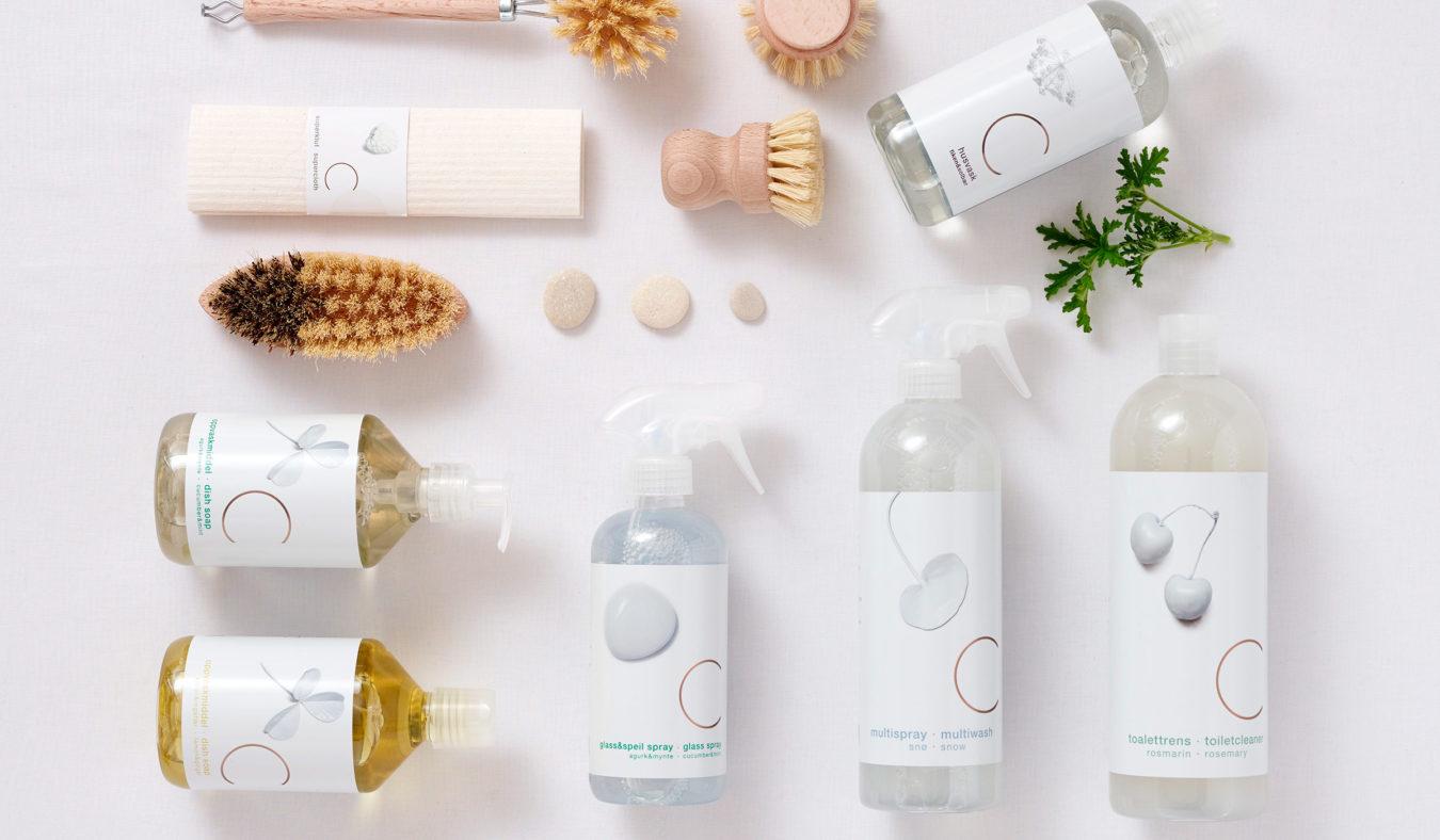 C Soaps - naturlig rengjøring