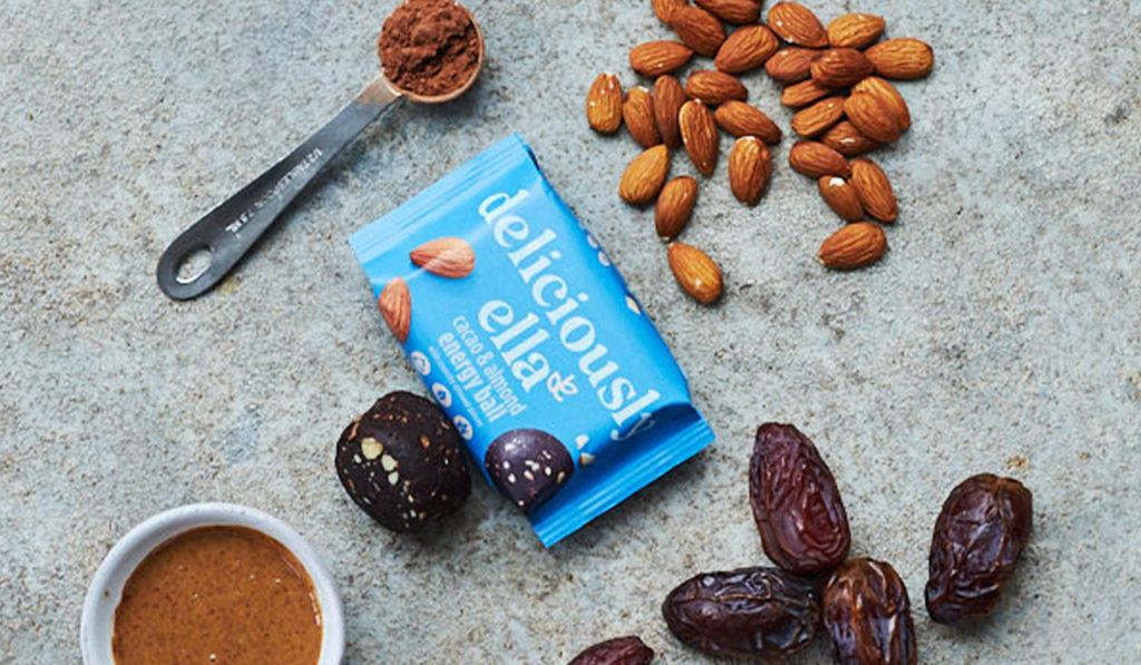 Energikuler med kakao