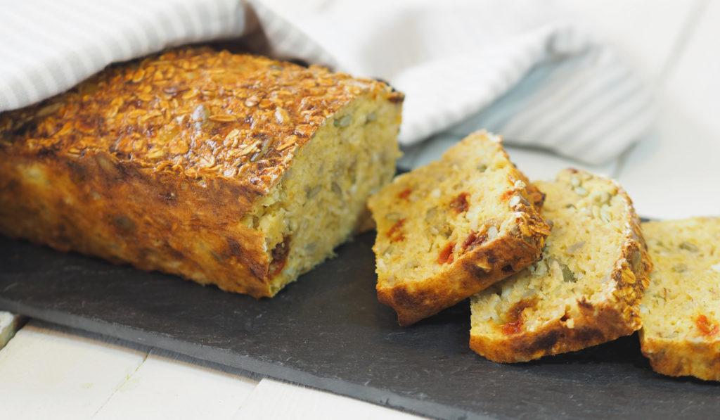 1. Proteinbrød med gojibær
