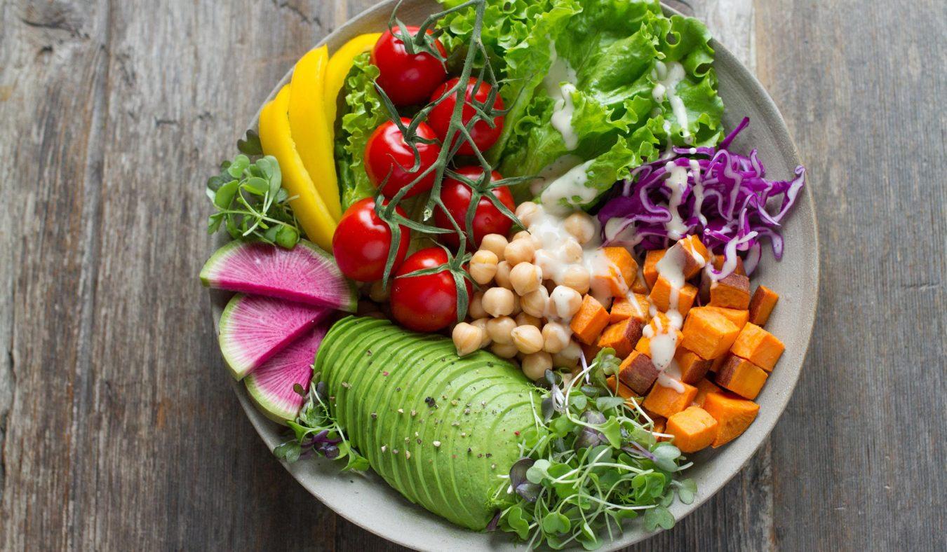Slik spiser du mer plantebasert
